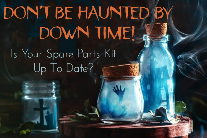 Don't Be Haunted by Down Time!
